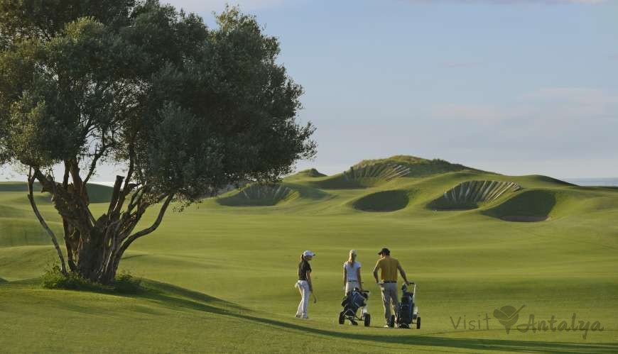 Lykia Links Golf Club Belek