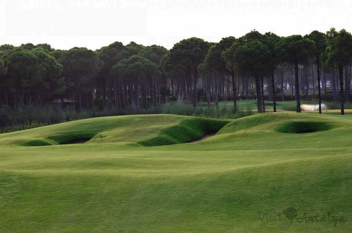 Sueno The Dunes Golf Course