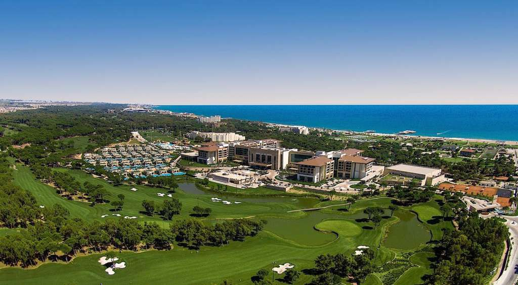 Regnum Carya Golf 7 Nights 4 Rounds Golf 2x Carya 2x National Golf Courses Belek