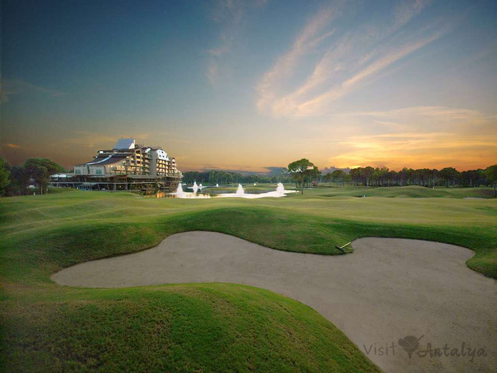 Sueno Hotel Golf Belek 5 Nights Unlimited Golf at Sueno Pines or Dunes Deluxe All Inclusive