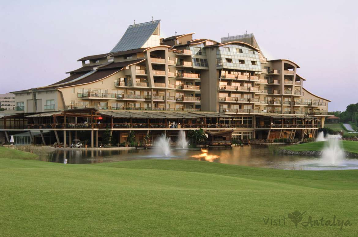Sueno Hotel Golf Belek 7 Nights 4 Rounds of Golf at Pines or Dunes All Inclusive