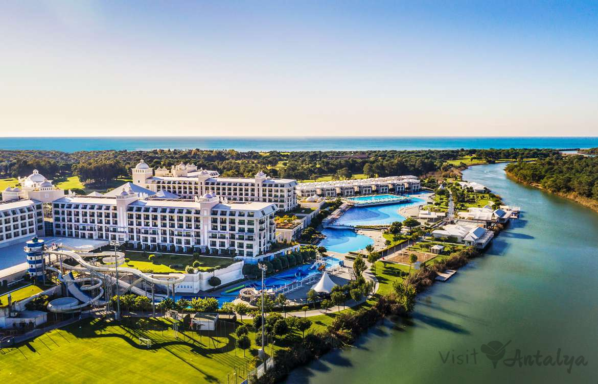 Titanic Deluxe Golf Belek 5 Nights 5 x Golf 3x Titanic Golf Club, 1x Kaya Palazzo, 1x Montgomerie