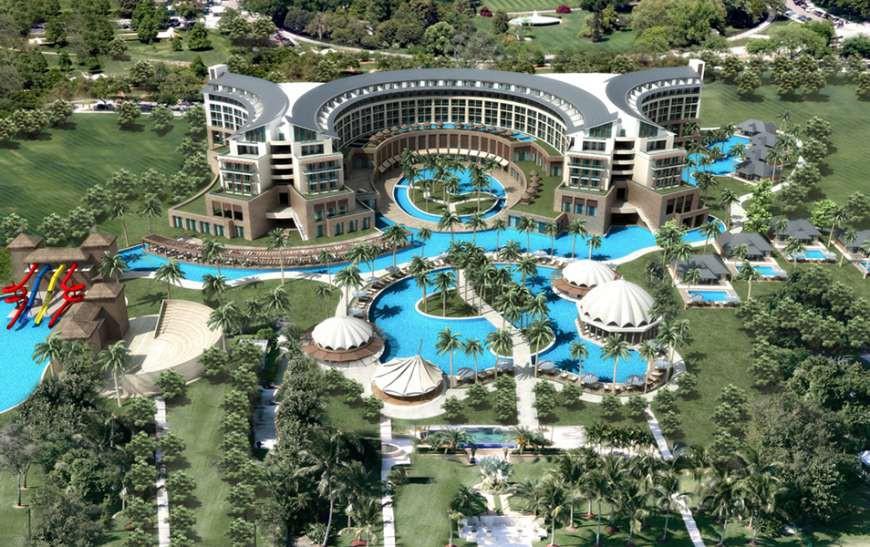 Star Hotels In Belek Turkey