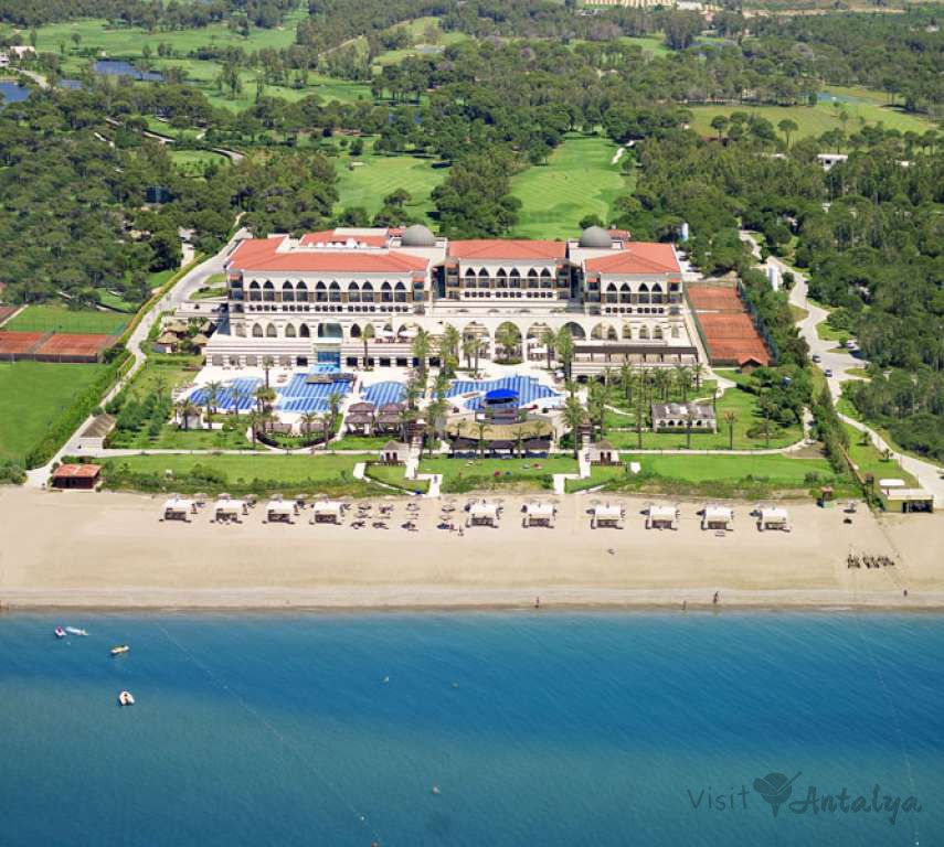 Kempinski Hotel The Dome 4 Nights AI 3 x Golf at 2 Pasha,1 The PGA Sultan Belek