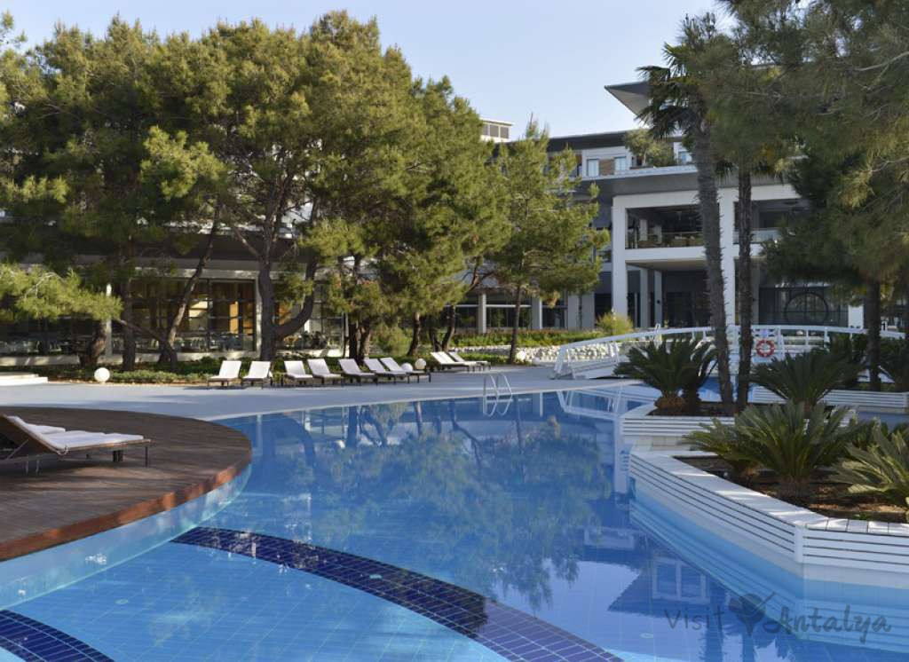 LykiaWorld Hotel 7 Nights Unlimited Golf at Lykia Links Belek