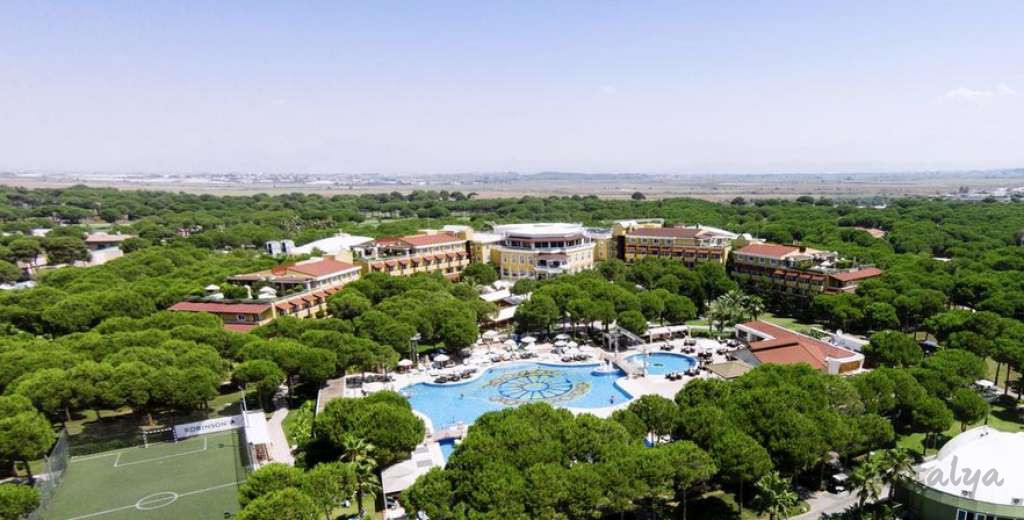 Robinson Nobilis 3 Nights Unlimited Golf at Nobilis Golf Belek