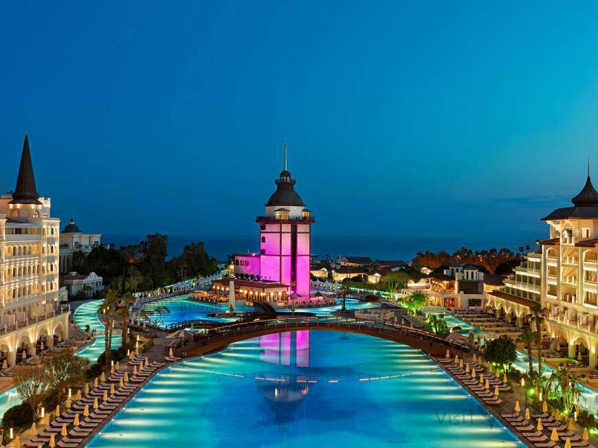 Titanic Mardan Palace Lara Beach Antalya Turkey